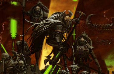 Leaked Images: The Necrons Awaken