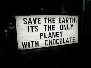 save, earth, planet, chocolate, sign
