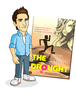 The Drought, Steven Scaffardi, pop star autobiography, One Direction,