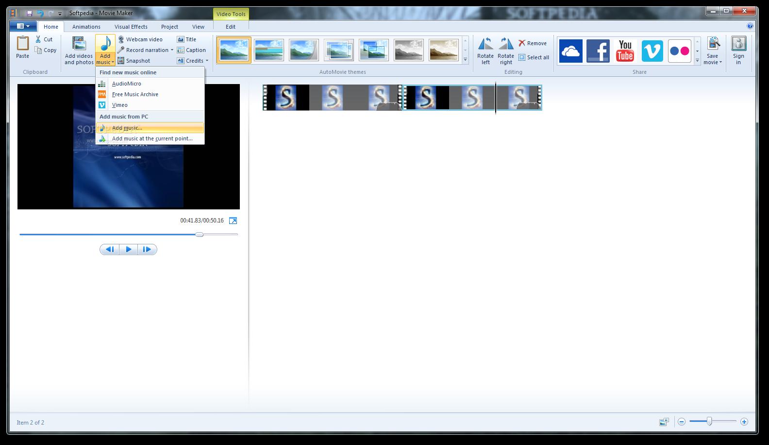 movie creator free download windows 7