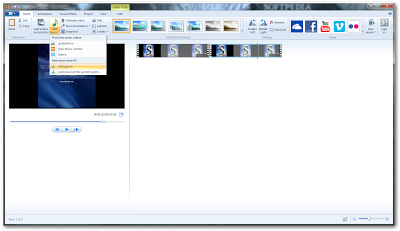 free movie editing software for windows 7 | Windows Live Movie Maker 2012