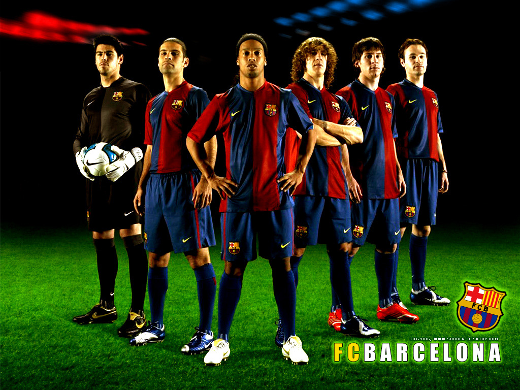 World Image Popular FC Barcelona