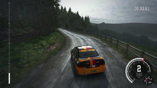 DiRT Rally Gameplay 3