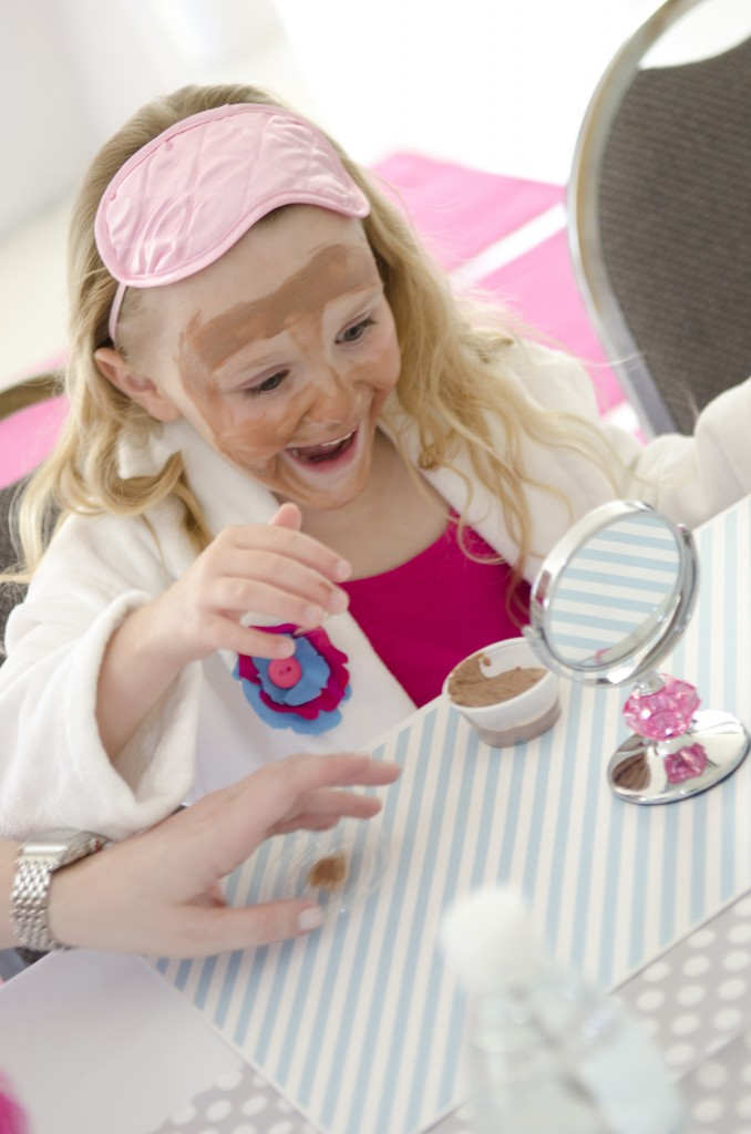 Kids Spa Party Ideas