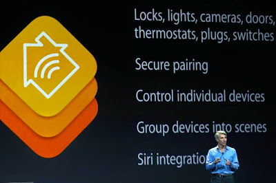 Smart Home App for iOS 9