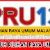 Calon BN Popular dan Keputusan Penuh Terkini PRU13
