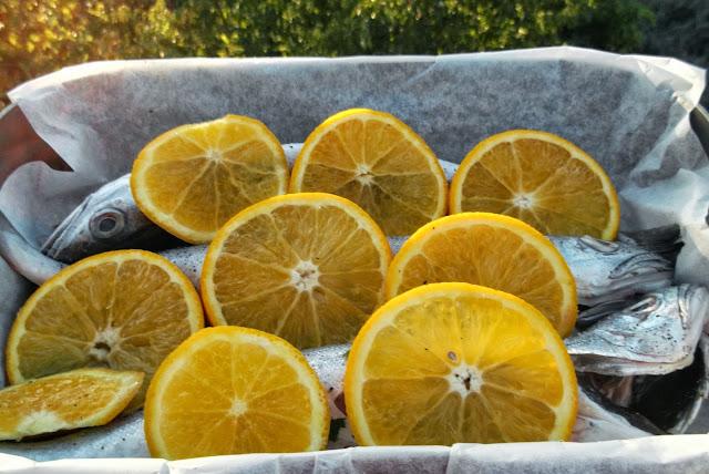 nasello all'arancia
