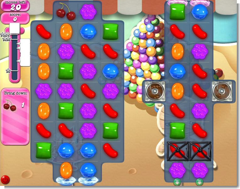 candy crush tips level 158 doel van candy crush level 158 level