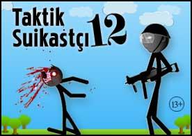 Taktik Suikastçı 12 Oyunu