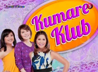 WATCH KUMARE KLUB NOVEMBER 2 2011 TV5 ONLINE