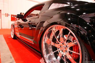 """Mustang Aro 24"""""""