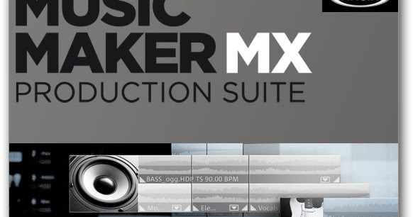 Softwida: MAGIX Music Maker MX Production Suite 18.04.1 ...