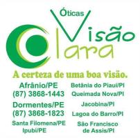 ÓTICA VISÃO CLARA