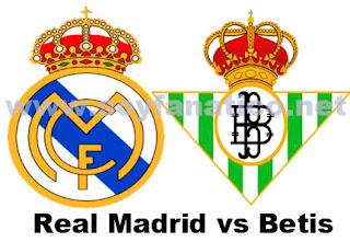 Real Madrid vs Betis 2013