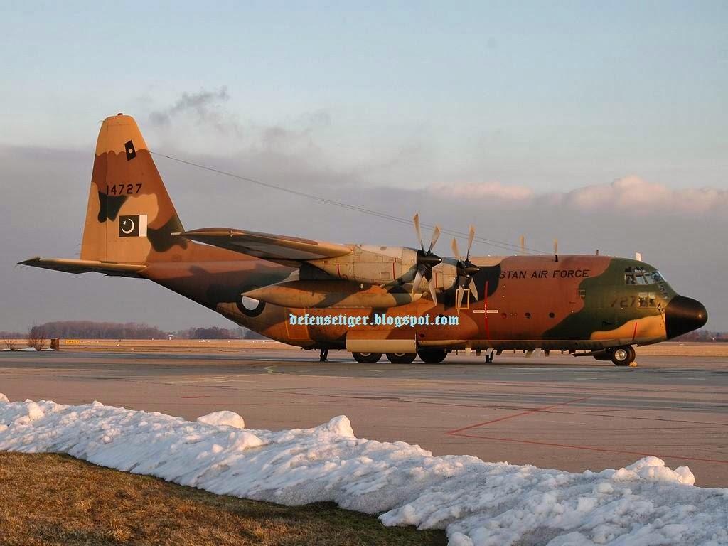 C130J Hercules Tactical Transport Aircraft  Airforce