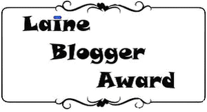 Laine Blogger Award