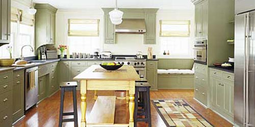 Shapes Kitchen