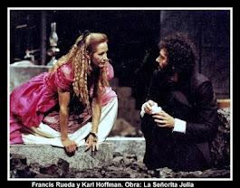 LA SEÑORITA JULIA,  de Strindberg, dirección Carlos Giménez