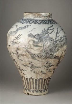 céramique coréenne ancienne