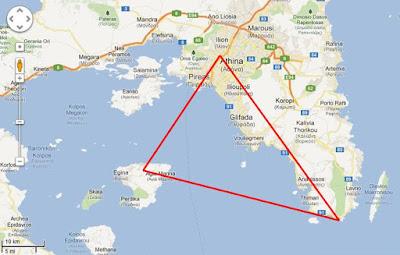 Triángulo Sagrado (Grecia)