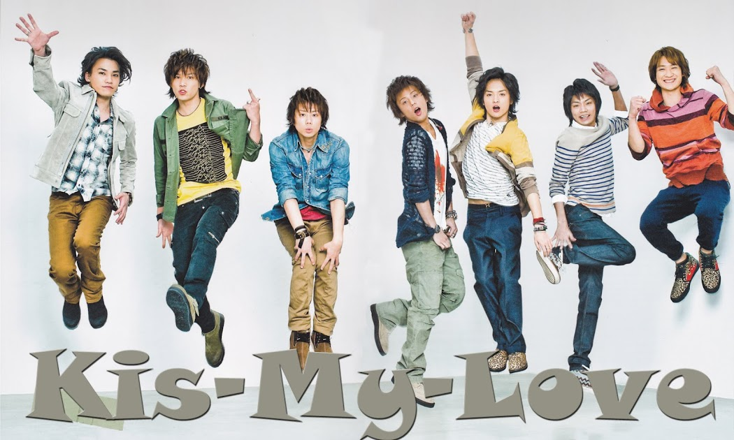 ♥ Kis-My-Love ♥