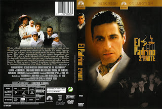 Carátula: El Padrino II (Parte II)(The Godfather: Part II)