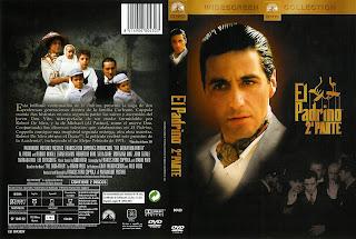 Carátula: El Padrino II (Parte II)(The Godfather: Part II)