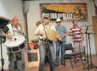 Genaro , Seu Timbira, Luiz , Tonho