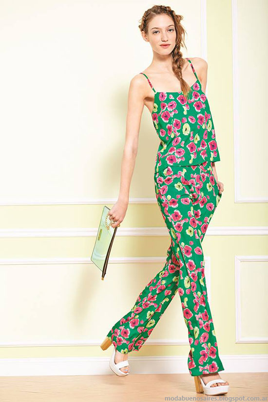 Moda primavera verano 2015, look Uma 2015. Moda y Tendencias en Buenos Aires Blog de Moda Argentina.