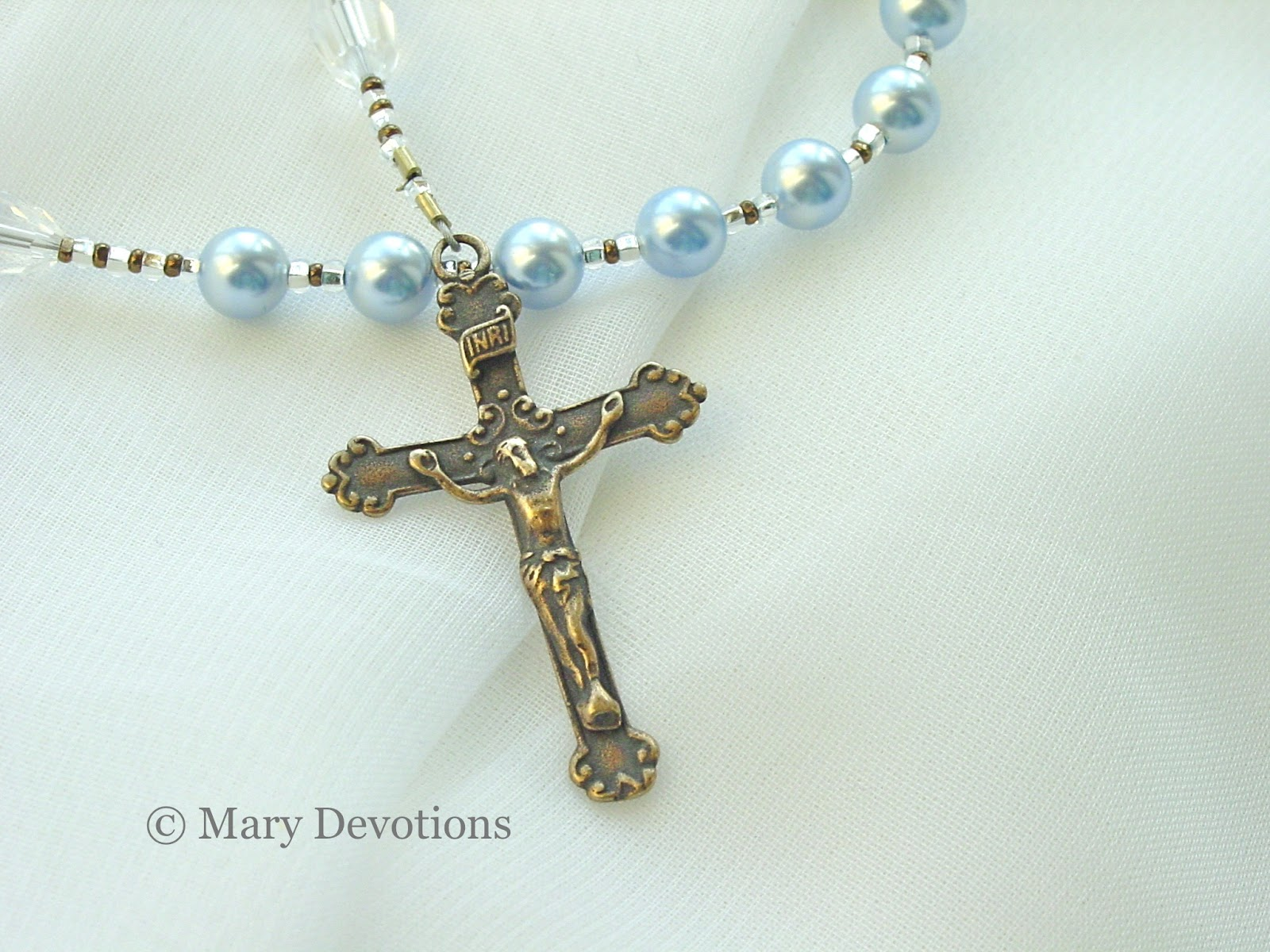 To Commission A Recreation Of This Rosary Contact Me In The Comment Box Or With My Email Address Sidebar Thank You