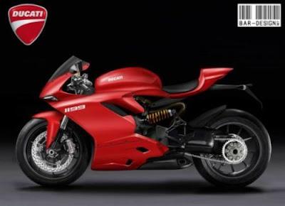MOTO DEPORTIVA DUCATI 1199 2012 SUPERBIKE MOTOCICLETA
