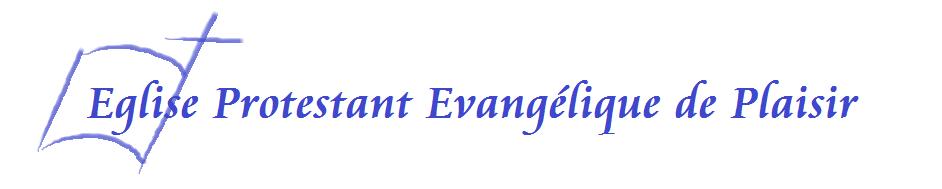 Eglise Protestante Evangélique de Plaisir