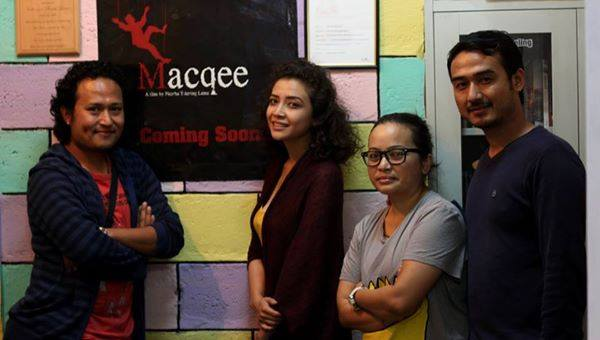 Geetanjali Thapa to act in Macqee with local production house