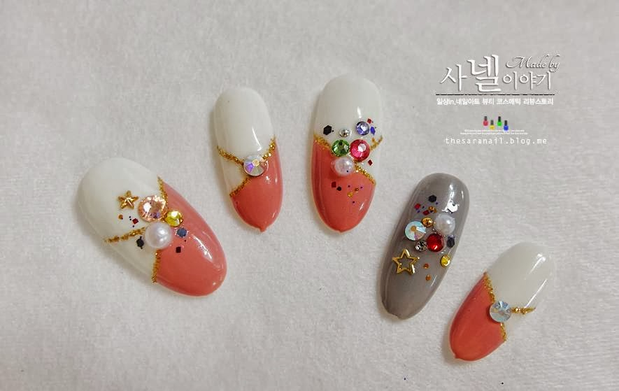 Sara nail stone nail art stone and glitters tutorial stone nail art stone and glitters tutorial prinsesfo Image collections