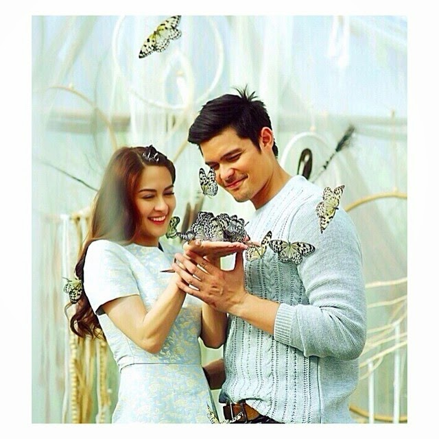 Marian Rivera - Dingdong Dantes pre-nuptial photo