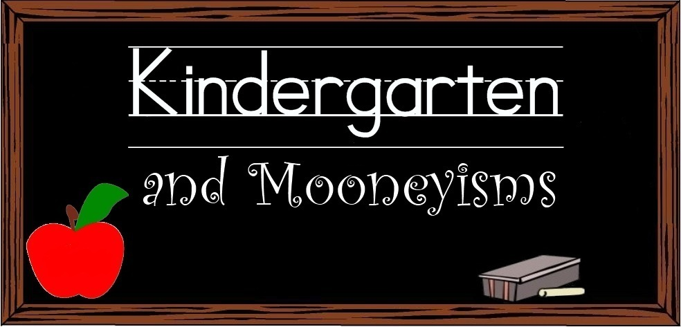 Kindergarten and Mooneyisms