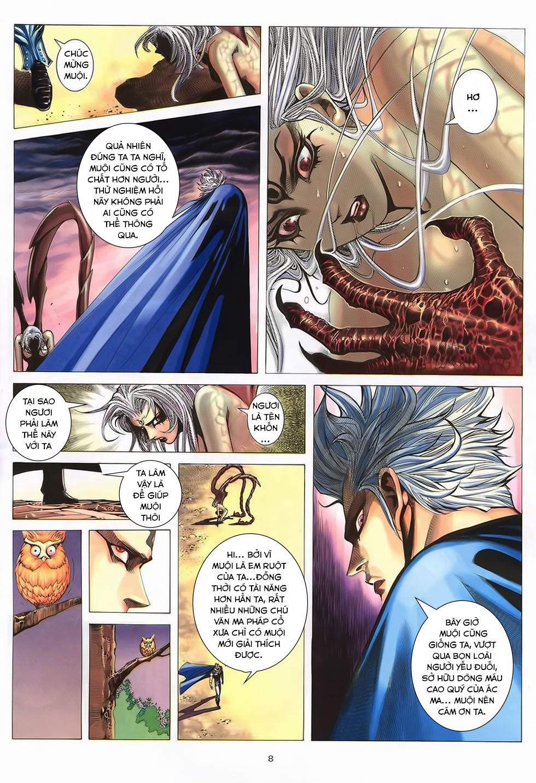 Chiến Thần Ký chap 40 - Trang 9