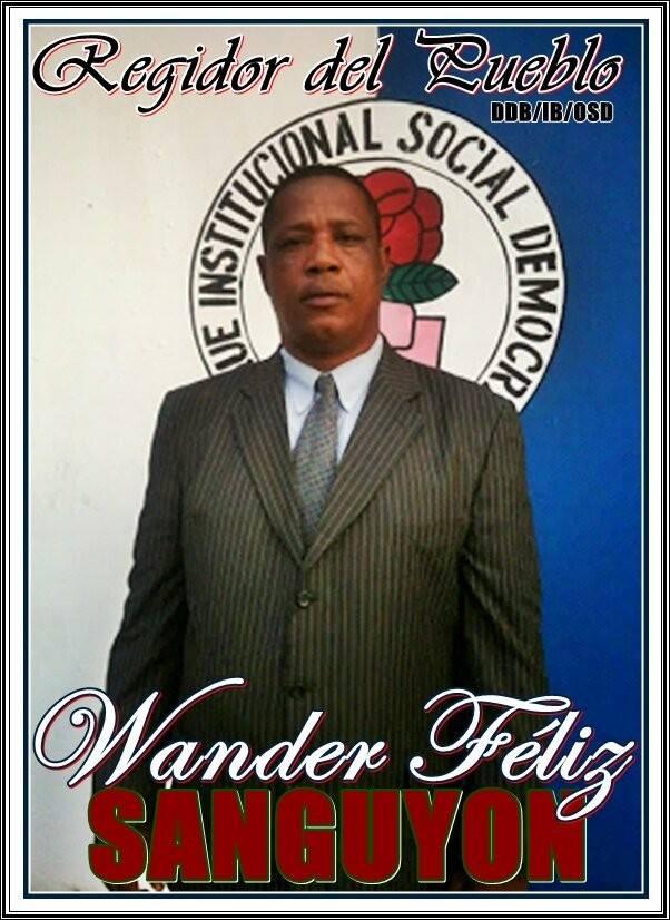 WANDER FELIZ-SANGUYON-EL REGIDOR DE LOS POBRES