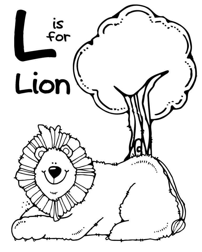 We Love Being Moms AZ Zoo Animal Coloring Pages