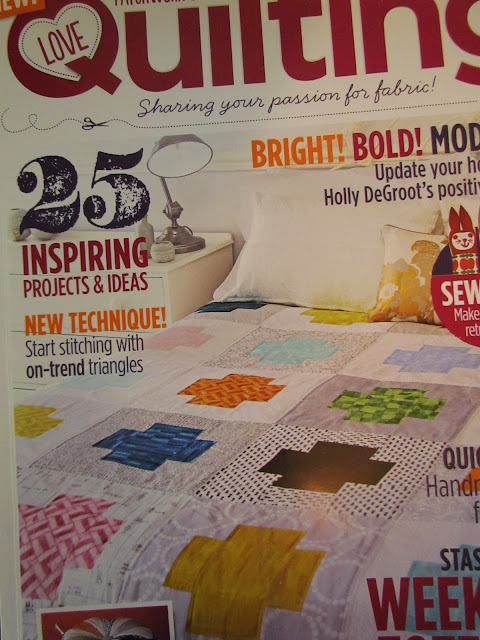 Issue No. 1 Patchwork and Quilting