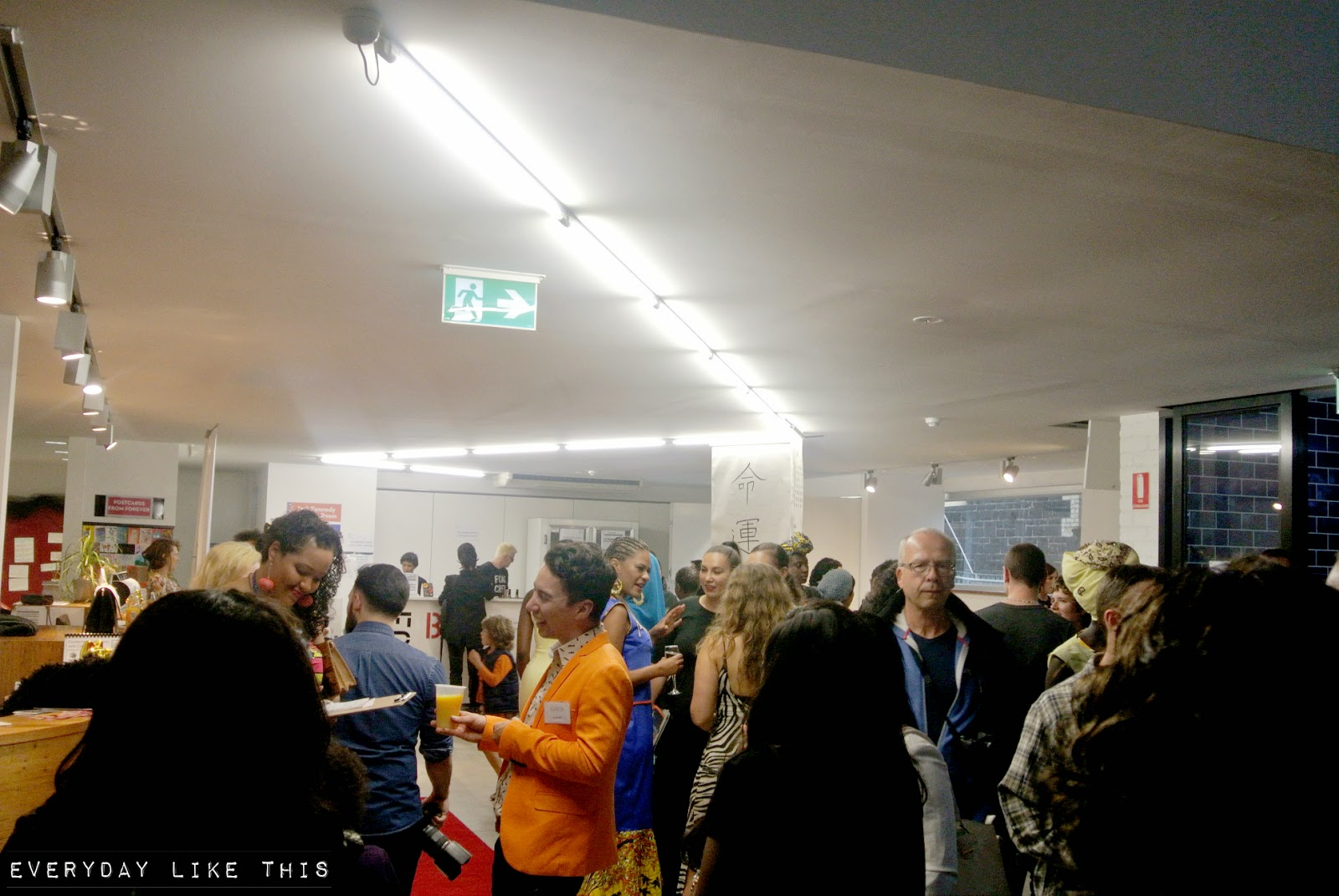 Ascension Magazine Launch Melbourne ethic diversity indigenous aboriginal Australia fashion