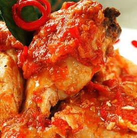 Resep Rica Rica Ayam Lezat