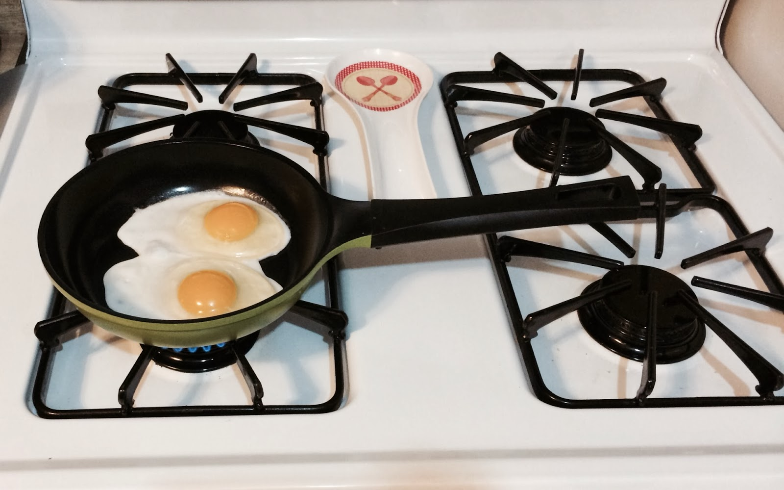 how to clean non stick pan first time