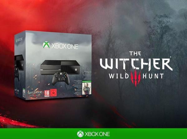 xbox one ter pack com the witcher 3 wild hunt planetagamer. Black Bedroom Furniture Sets. Home Design Ideas