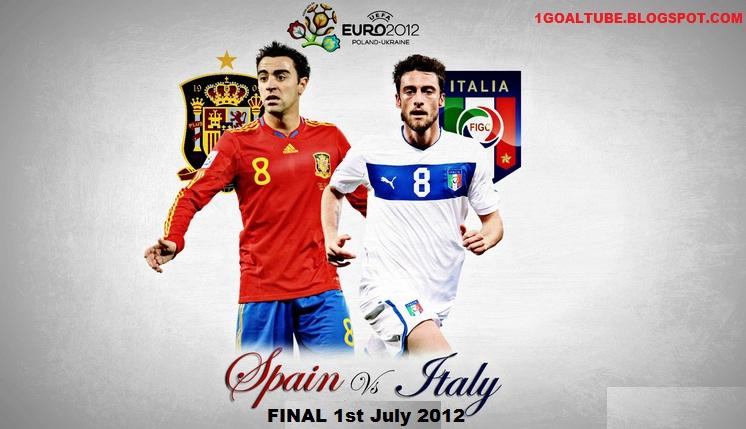 spain vs italy final live stream