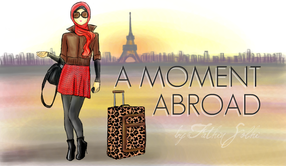 A Moment Abroad