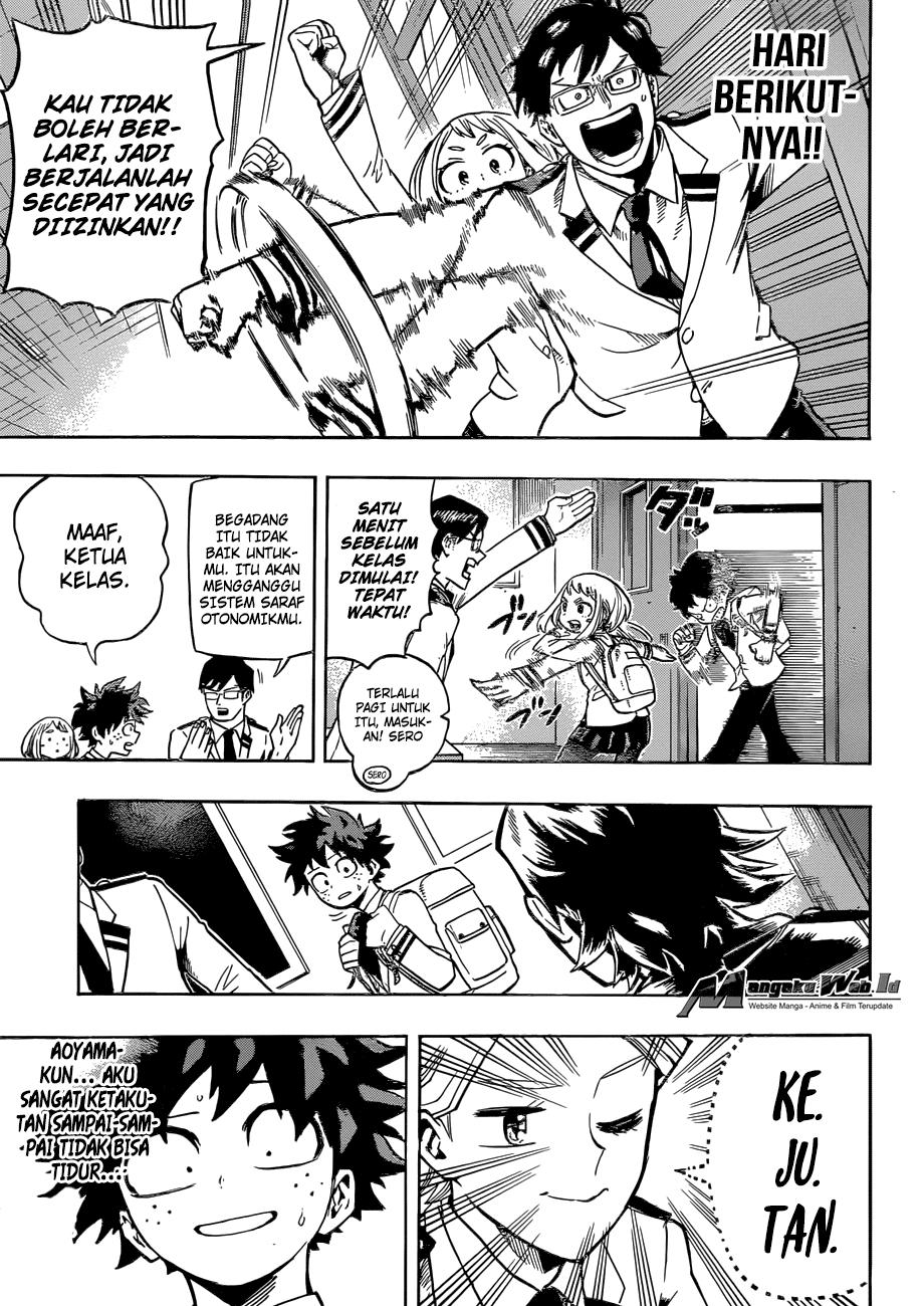 Boku no Hero Academia Chapter 168-5