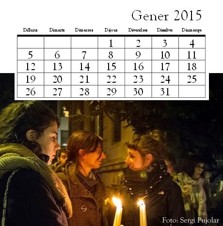 Calendari 2015 #CIErre