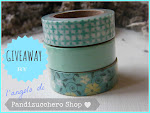 Giveaway di Pandizuccheroshop