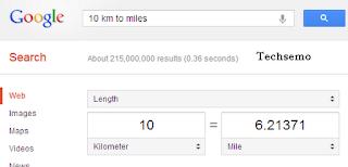 Google scientific calculator screenshot
